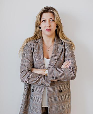 Ирина Добронравова